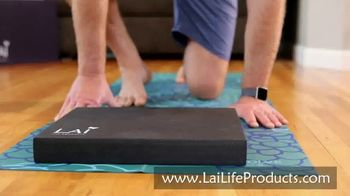 Lai Life Products TV Spot, 'Knee Pad for At-Home Workouts' - Thumbnail 7