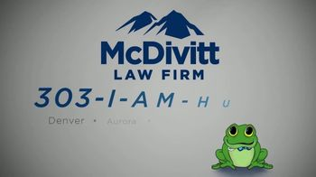 McDivitt Law Firm, P.C. TV Spot, 'Your Right to Seek Justice and Money' - Thumbnail 8