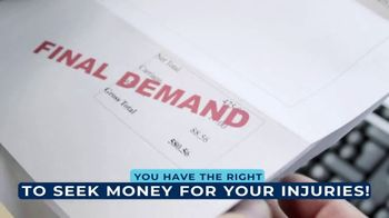McDivitt Law Firm, P.C. TV Spot, 'Your Right to Seek Justice and Money' - Thumbnail 3