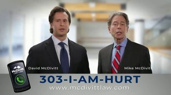 McDivitt Law Firm, P.C. TV Spot, 'Your Right to Seek Justice and Money' - Thumbnail 4
