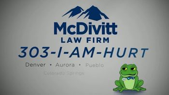 McDivitt Law Firm, P.C. TV Spot, 'Overwhelmed' - Thumbnail 8