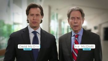 McDivitt Law Firm, P.C. TV Spot, 'Overwhelmed' - Thumbnail 1