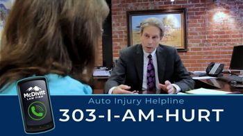 McDivitt Law Firm, P.C. TV Spot, 'Overwhelmed' - Thumbnail 4