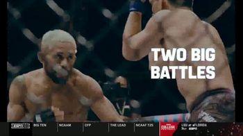ESPN+ TV Spot, 'UFC 256: Figueiredo vs. Moreno' - Thumbnail 3
