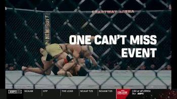 ESPN+ TV Spot, 'UFC 256: Figueiredo vs. Moreno' - Thumbnail 5