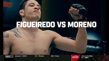 ESPN+ TV Spot, 'UFC 256: Figueiredo vs. Moreno' - Thumbnail 6