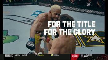 ESPN+ TV Spot, 'UFC 256: Figueiredo vs. Moreno' - Thumbnail 8