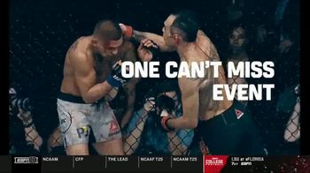 ESPN+ TV Spot, 'UFC 256: Figueiredo vs. Moreno' Song by Busta Rhymes & M.O.P. - Thumbnail 4