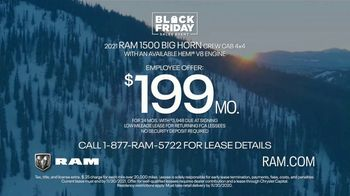 Ram Trucks Black Friday Sales Event TV Spot, 'At Our Best' Song by Chris Stapleton [T2] - Thumbnail 6
