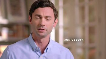 Jon Ossoff for Senate TV Spot, 'Upside Down' - Thumbnail 1