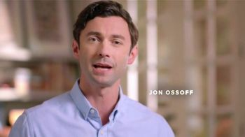 Jon Ossoff for Senate TV Spot, 'Upside Down'