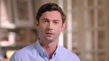 Jon Ossoff for Senate TV Spot, 'Upside Down' - Thumbnail 3