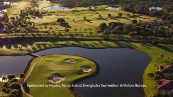Naples, Marco Island and Everglades Convention & Visitors Bureau TV Spot, 'Golf Getaway'