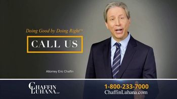 Chaffin Luhana TV Spot, 'I Didn't Know: Get Paid' - Thumbnail 9