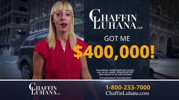 Chaffin Luhana TV Spot, 'I Didn't Know: Get Paid' - Thumbnail 7