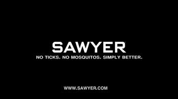 Sawyer Insect Repellent TV Spot, 'Game of Inches: Treat Once' - Thumbnail 9