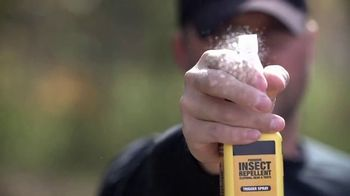 Sawyer Insect Repellent TV Spot, 'Game of Inches: Treat Once' - Thumbnail 4