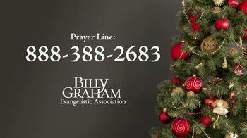 Billy Graham Evangelistic Association TV Spot, 'Feeling Lonely This Christmas Season?' - Thumbnail 10