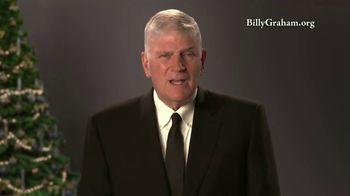 Billy Graham Evangelistic Association TV Spot, 'Feeling Lonely This Christmas Season?' - Thumbnail 2