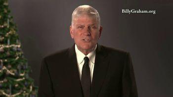 Billy Graham Evangelistic Association TV Spot, 'Feeling Lonely This Christmas Season?' - Thumbnail 3