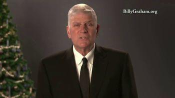 Billy Graham Evangelistic Association TV Spot, 'Feeling Lonely This Christmas Season?' - Thumbnail 4