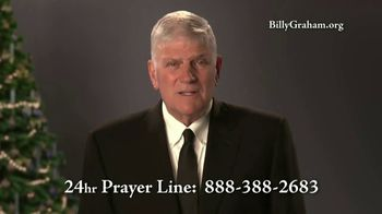 Billy Graham Evangelistic Association TV Spot, 'Feeling Lonely This Christmas Season?' - Thumbnail 6