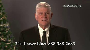 Billy Graham Evangelistic Association TV Spot, 'Feeling Lonely This Christmas Season?' - Thumbnail 8