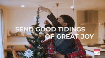 World Vision TV Spot, 'Spread Christmas Joy Day: Send Great Joy' - Thumbnail 4