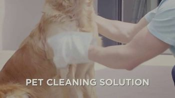 Pet Fresh Wash Mitts TV Spot, 'Clean and Fresh Hassle Free' - Thumbnail 2