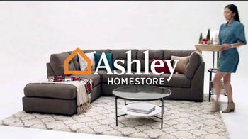 Ashley HomeStore Black Friday Weekend Sale TV Spot, 'Continued Doorbusters: Queen Bed and Sofa' - Thumbnail 1