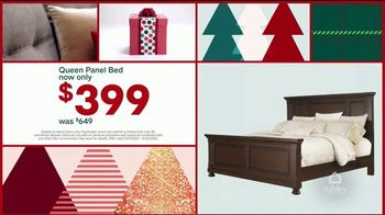 Ashley HomeStore Black Friday Weekend Sale TV Spot, 'Continued Doorbusters: Queen Bed and Sofa' - Thumbnail 4