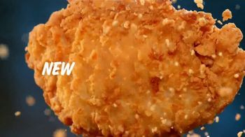 Jack in the Box Crafty Cluck Sandwich Combo TV Spot, 'Introducing' Song by Becky G - Thumbnail 1