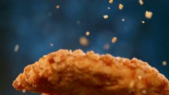 Jack in the Box Crafty Cluck Sandwich Combo TV Spot, 'Introducing' Song by Becky G - Thumbnail 2