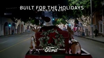 Ford Built for the Holidays Sales Event TV Spot, 'Bringing the Big Man Home' [T2] - Thumbnail 4