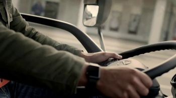 Hino Trucks TV Spot, 'The Official Commercial Truck of the New York Jets' [T2] - Thumbnail 2