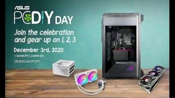 Asus TV Spot, 'PCDIY Day: Gear Up and Get Ready' - Thumbnail 9