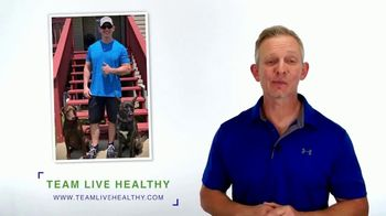 Team Live Healthy TV Spot, 'Healthy, Sustainable Livestyle' - Thumbnail 1