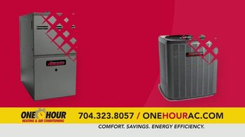 One Hour Heating & Air Conditioning TV Spot, '$134 Heating System Revitalization' - Thumbnail 4