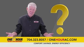 One Hour Heating & Air Conditioning TV Spot, '$134 Heating System Revitalization' - Thumbnail 5