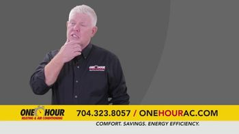 One Hour Heating & Air Conditioning TV Spot, '$134 Heating System Revitalization' - Thumbnail 6