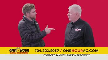 One Hour Heating & Air Conditioning TV Spot, '$134 Heating System Revitalization' - Thumbnail 7
