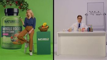 NATURELO Whole Food Multivitamin TV Spot, 'What's in Your Vitamin?'