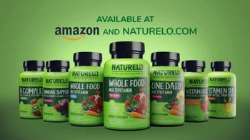 NATURELO Whole Food Multivitamin TV Spot, 'What's in Your Vitamin?' - Thumbnail 9