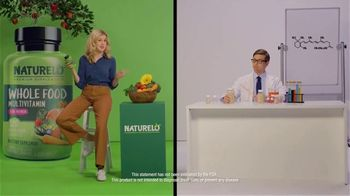 NATURELO Whole Food Multivitamin TV Spot, 'What's in Your Vitamin?' - Thumbnail 3