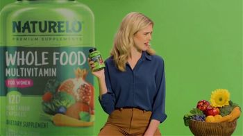 NATURELO Whole Food Multivitamin TV Spot, 'What's in Your Vitamin?' - Thumbnail 8