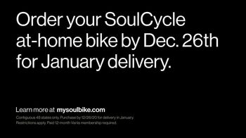SoulCycle TV Spot, 'Welcome Home: January Delivery' - Thumbnail 9