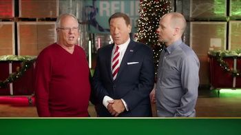 Relief Factor 3-Week Quickstart TV Spot, 'Merry Christmas: Best Gift' Featuring Joe Piscopo - Thumbnail 1