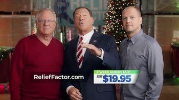 Relief Factor 3-Week Quickstart TV Spot, 'Merry Christmas: Best Gift' Featuring Joe Piscopo - Thumbnail 10