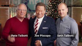 Relief Factor 3-Week Quickstart TV Spot, 'Merry Christmas: Best Gift' Featuring Joe Piscopo - Thumbnail 3