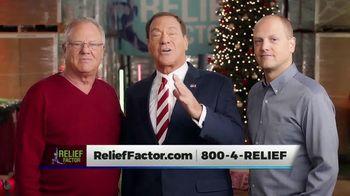 Relief Factor 3-Week Quickstart TV Spot, 'Merry Christmas: Best Gift' Featuring Joe Piscopo - Thumbnail 4